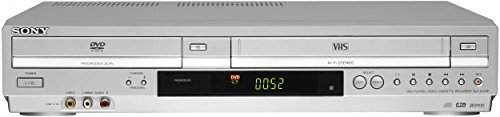 Sony SLVD370P DVD/VCR Progressive Scan Combo Player (Renewed)