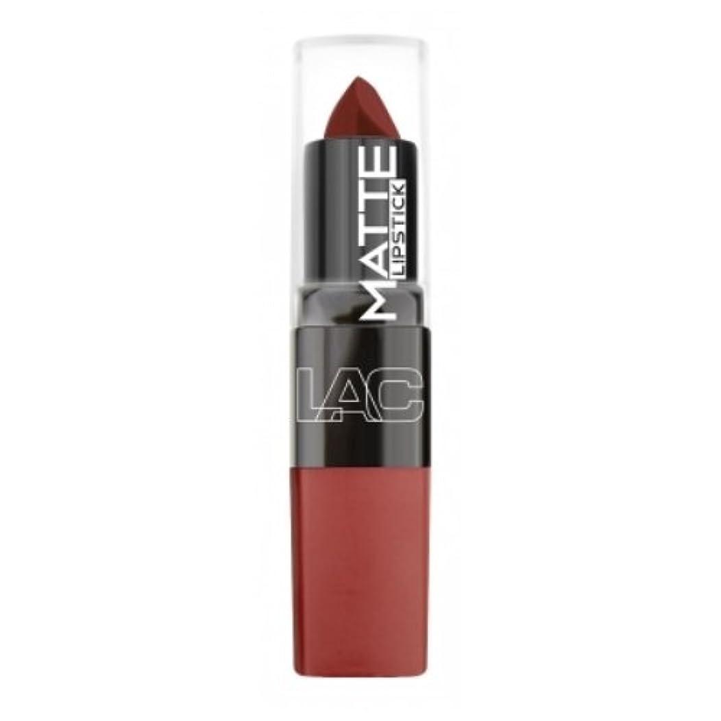 農夫ほとんどの場合中間(3 Pack) LA Colors Matte Lipstick - Mysterious (並行輸入品)