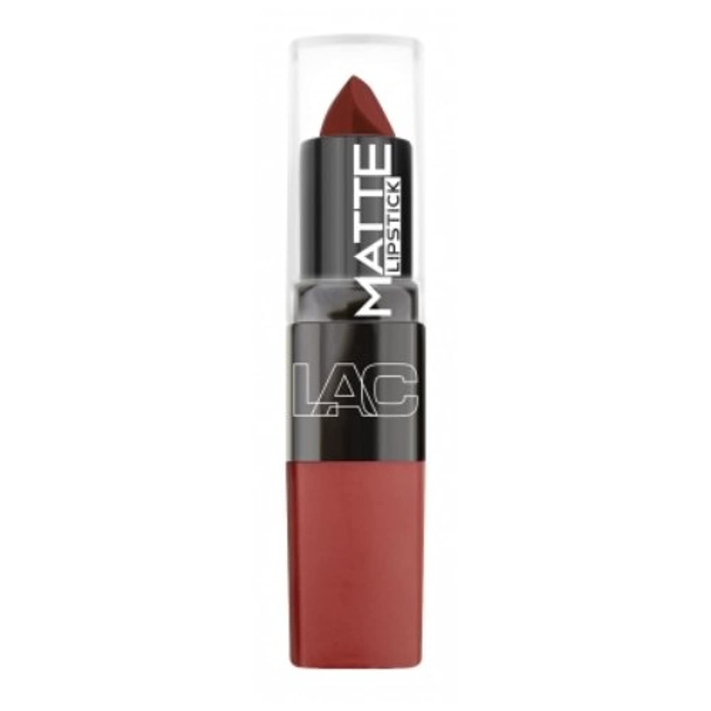 掃除サドル応答(3 Pack) LA Colors Matte Lipstick - Mysterious (並行輸入品)