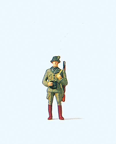 Preiser 28043, Jäger 1:87, H0