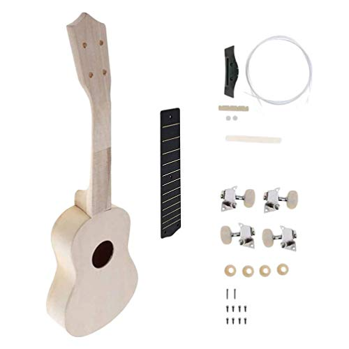 MILISTEN Diy Kits de Guitarra Eléctrica Guitarra Instrumento Musical