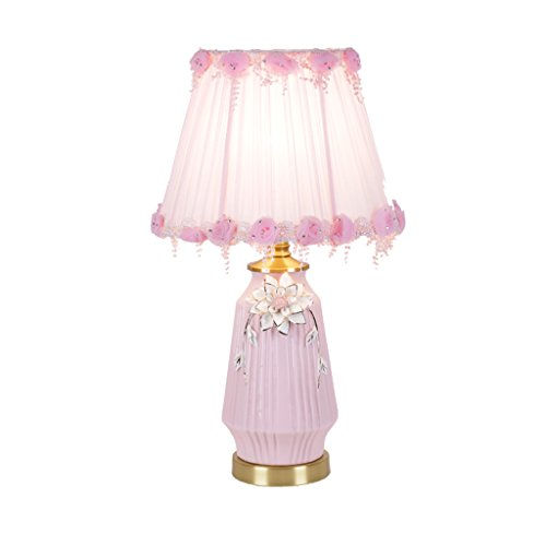 Bedside Princess Pink Table Lamp