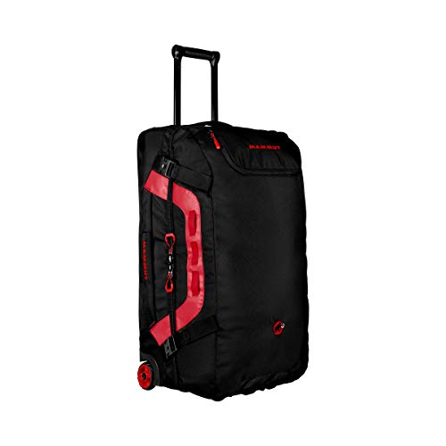 Mammut Uni Duffel Bag Cargo Trolley 90, schwarz, 90 L