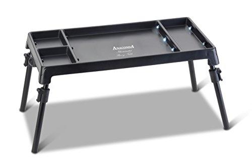 ANACONDA Illuminated Bivvy Table NEW 2017 beleuchteter Tisch mit LED