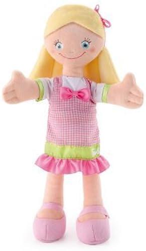 tiendas minoristas Trudi Rag Plush Doll, Blonde azul Eyes, Newborn by Trudi Trudi Trudi  Envio gratis en todas las ordenes