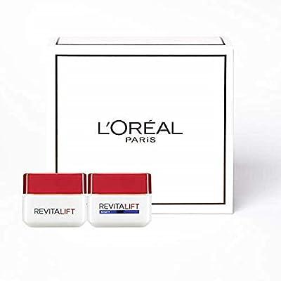 L'Oreal Paris Revitalift Anti Ageing Skincare Regime Set Day and Night Cream
