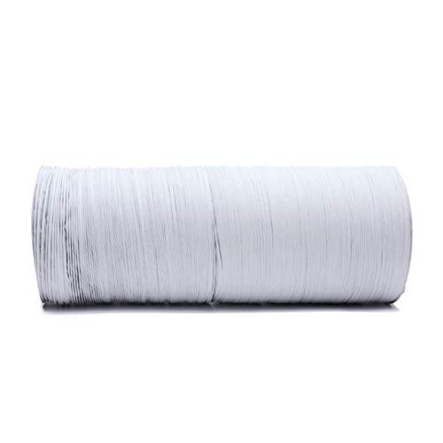 Klimaanlage Schlauch 160-250mm Durchmesser Aluminiumfolie Kanal Kanal Schlauch Rohre Armaturen Küche Abgas Inline Lüfterlüftungsschläuche Belüftung Luftlüftungsröhre 6,5m ( Product Size : 160mm )