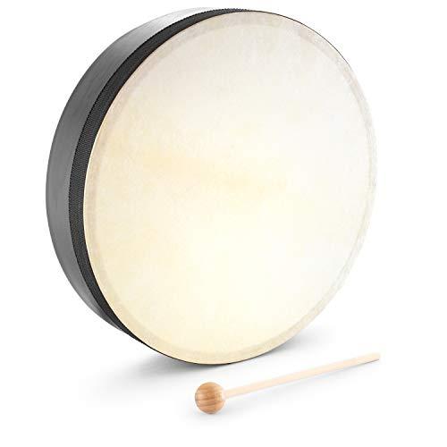 World Rhythm Handtrommel 25,4 cm Trommel 10inch natur