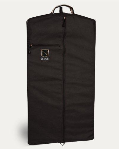 Noble Outfitters Show Ready Garment Bag, Black