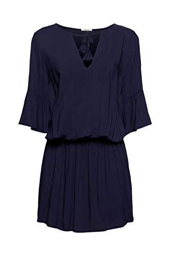 ESPRIT Bodywear Damen Ocean Beach Acc CVEtunic Überwurf für Schwimmbekleidung, 401, XL