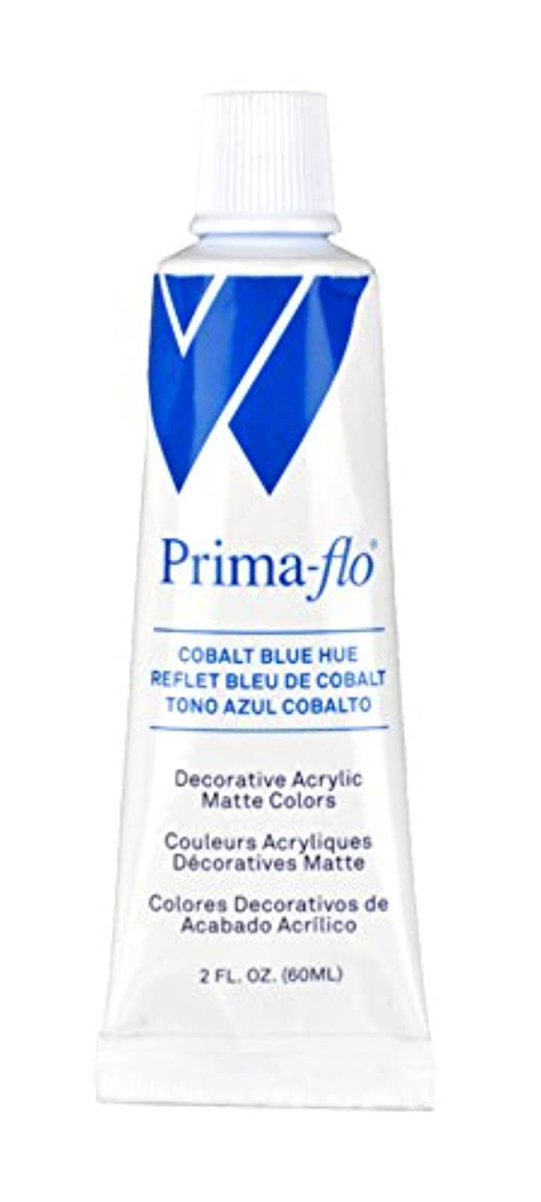 Weber Primaflo Acrylic Matte, 60ml, Cobalt Blue Hue