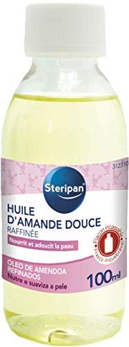 Steripan Huile d'Amande Douce Flacon 100 ml