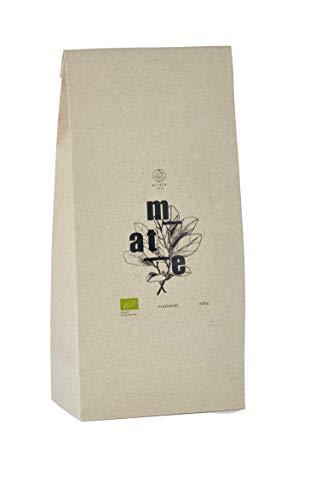 Premium Bio Yerba Mate Tee | 1kg | Graspapierverpackung | getrocknete Yerba Mateblätter
