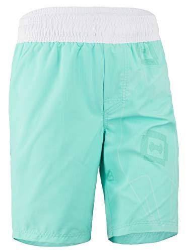 hyphen med Kids UV-Schutzkleidung (Sonnenschutz-Faktor 80) Boardshorts White caribic (116/122)
