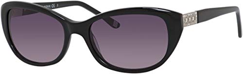 Saks Fifth Avenue Saks Fifth Avenue 87/S 0807 Black F8 gray gradient lens Sunglasses