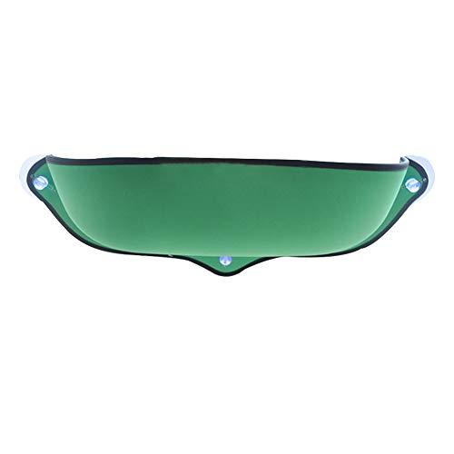 szlsl88 Hangmat-sofa-veilige bed-zit-duurzame EEN zonnebad absorberende raam-zuignap-katten-rustligstoel voor de hoofdrust, groen
