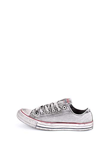 CONVERSE LIMITED EDITION HERREN ALL STAR CANVAS GRAU SNEAKERS