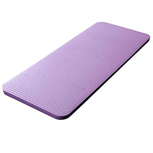 ZYNS Estera de yoga Mat Yoga Estera Antideslizante Pilates Alfombras De Yoga Home Salud Ejercicio Fitness Meditación Almohadilla Gimnasio Entrenamiento Fitness