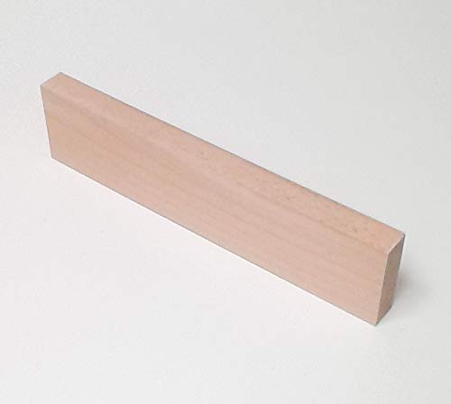1 Stück 29mm starke Holzleisten Rechteckleiste Kanthölzer Bretter Buche massiv. 100mm breit. Sondermaße.) (29x100x1100mm lang.)