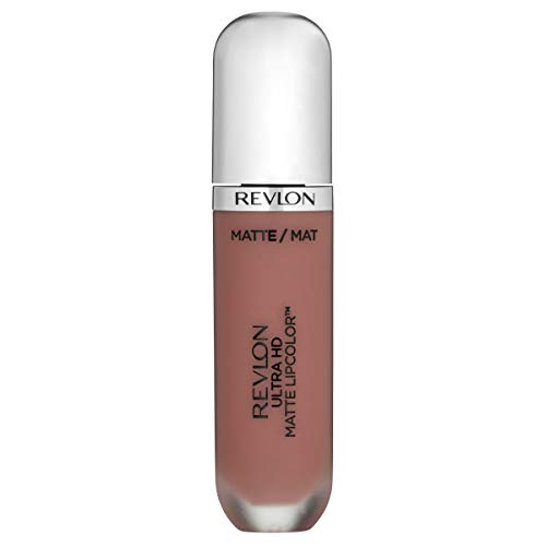 Revlon Ultra HD Matte Lip Color HD Seduction 630, 1er Pack (1 x 6 g)