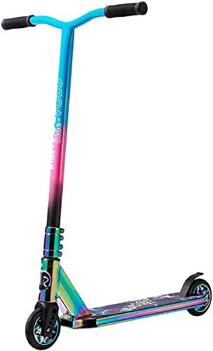 Rainbow trick scooters