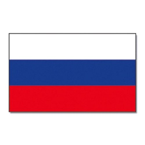 Flags4You Drapeau national de la Russie 90 x 150 cm