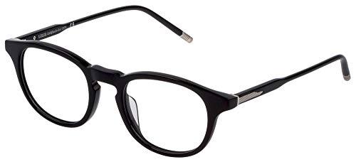 LOZZA Occhiale da Vista Uomo SALERNO 2 VL4269 700Y (Nero/Black 0700)