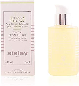 Sisley Gentle Cleansing Gel With Tropical Resins 4 Ounce