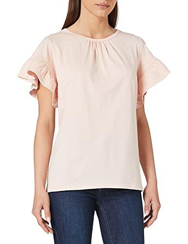 Sisley T-Shirt 3I1XL12QA, Rosa 0c1, S Donna