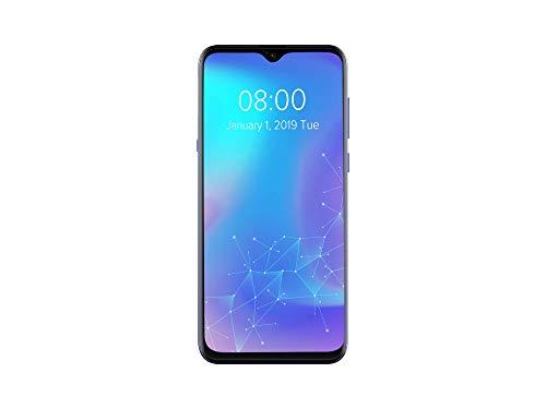 Hisense H30 - Smartphone de 6.53'(Octacore, dual SIM, RAM de 4 GB, memoria interna de 64 GB, cámara trasera 16+2 MP, frontal 20 MP) color violeta