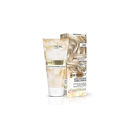 L'Oréal Paris Soin couleur embellisseur touche de beige - Age Perfect - Le tube de 80 ml