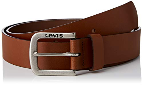 LEVIS FOOTWEAR AND ACCESSORIES Seine Cintura, Marrone (Medium Brown), 5 (Taglia Produttore: 100) Uomo