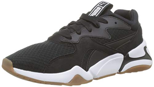 Puma Damen Nova 90's Bloc WN's Sneaker, Schwarz Black Black, 42 EU