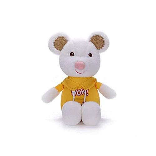 Plüsch-Spielzeug, weiche Nette Hairy-Plüsch-Spielzeug Nette Hairy Maus-Puppe for Kinder geeignet for Jungen und Mädchen Plüschtiere Dekorieren Pelz-Spielzeug (Farbe: A) ZHNGHENG (Color : A)