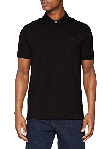 Lacoste PH5522, Polo Homme, Noir (Noir), Large (Taille Fabricant: 5)