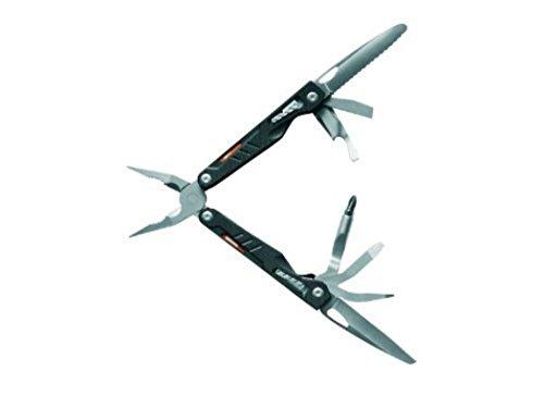 Gerber Multitool MP1, 14 Werkzeuge, 2 Klingen aus 420 Stahl, G10-Griffschalen, Polyester-Etui