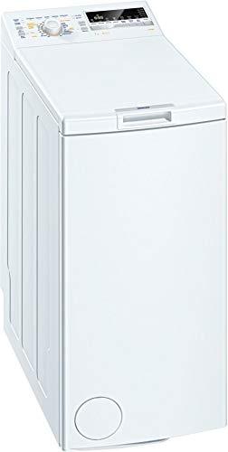 CWT12T27 Waschmaschine 7kg 1200 U/min A+++ Toplader AquaStop-Schlauch (Weiß)