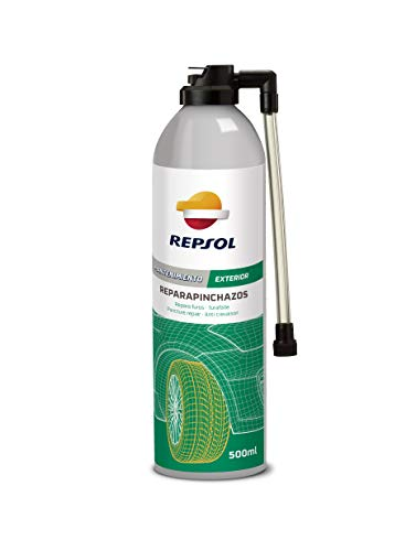 REPSOL Repara Pinchazos Spray, 500ml