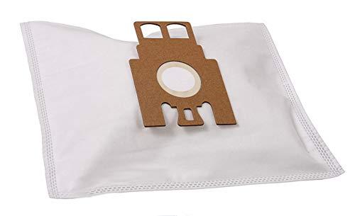 20 Stück Staubsaugerbeutel geeignet für Miele S711 Parkett Miele S 711 Parkett Miele S711 Parkett Special mit Zusatzfilter