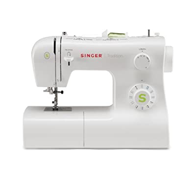 Singer Sewing Machine Including Built-in Stitches