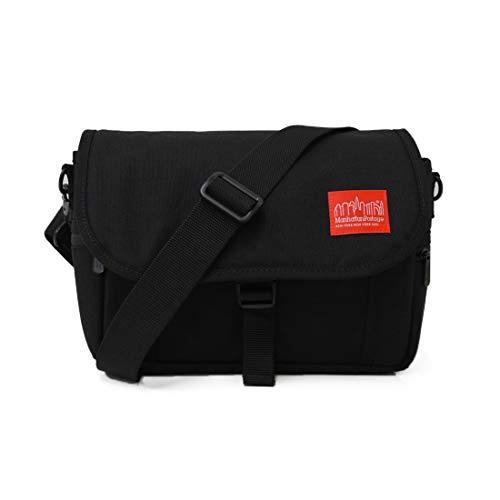 マンハッタンポーテージ Manhattan Portage メッセンジャーバッグ カメラバッグ GRACIE CAMERA BAG 1545 ブラック [並行輸入品]
