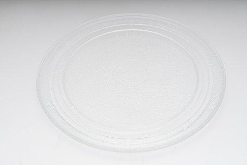daniplus Glas-Drehteller Ø 27cm passend für Sharp, Electrolux Mikrowellen-Geräte u.a.