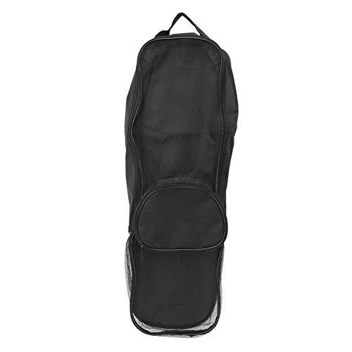 JYLSYMJa Tauchen Mesh Tasche, Tragbarer Nylon Tauchen Mesh Rucksack Schnorcheln Schultern Aufbewahrungstasche Für Flossen Flossen (Tauchartikel, Angelausrüstung)