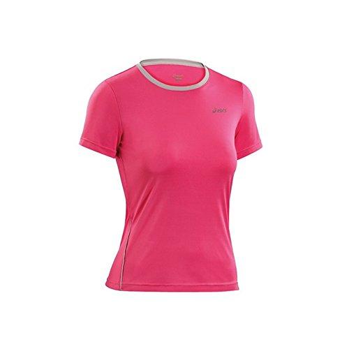 Asics - Camiseta de running para mujer, L