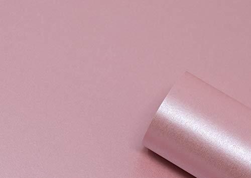 10 X 300gsm Eenzijdige A4 Kaart/Perfect voor Kunst & Ambachten/Glanzende Origami Papier/Karton Maken Roze Roos