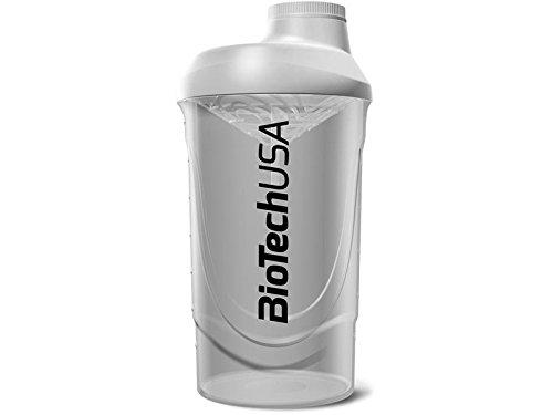 BioTech USA Wave Shaker 700 ml Transparent
