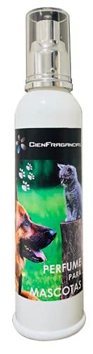 Perfume para mascotas CIENFRAGANCIAS (MILLIONARIO)