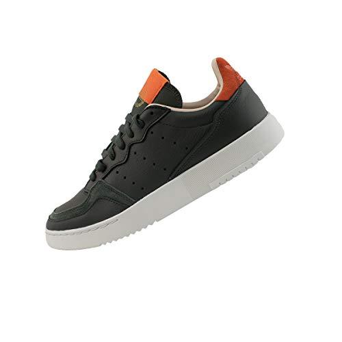 adidas Originals Zapatillas Supercourt para hombre, color marrón, talla Reino Unido, color Marrón, talla 45 EU