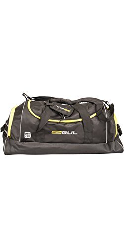 GUL Saco de Mano o maletín para Equipaje 70L de 70 litros con Capacidad para Mojado y Dry Negro o Equipaje - Capacidad de 70 l