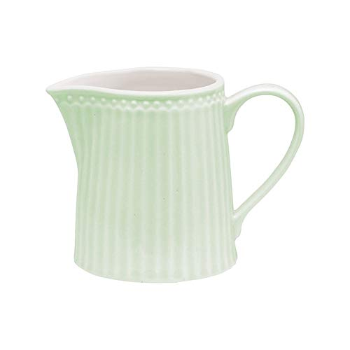 GreenGate Milchkännchen - Creamer - Alice Pale Green